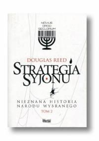 Strategia Syjonu. Nieznana historia narodu wybranego - Douglas Reed