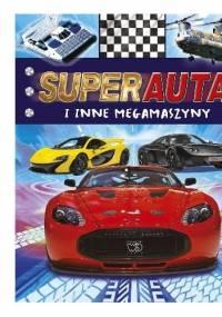 Super auta i inne megamaszyny - Paul Harrison