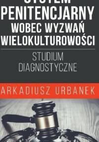 System penitencjarny wobec wyzwań wielokulturowości. Studium diagnostyczne - Arkadiusz Urbanek
