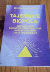 Tajemnice biopola - Zbigniew Zaleski