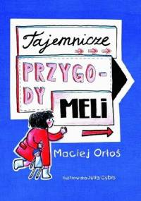 Tajemnicze przygody Meli - Maciej Orłoś