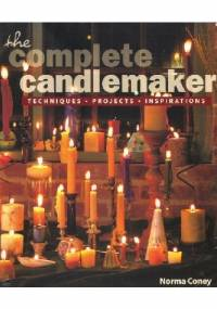 The complete candlemaker. Techniques, projects, inspirations - Norma Coney