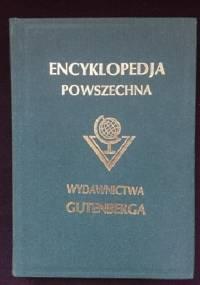 """Wielka ilustrowana encyklopedja powszechna Wydawnictwa """"Gutenberga"""". Tom VIII - praca zbiorowa"""