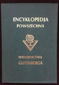 """Wielka ilustrowana encyklopedja powszechna Wydawnictwa """"Gutenberga"""". Tom XIX - praca zbiorowa"""