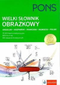 Wielki słownik obrazkowy - LektorKlett