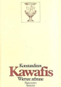 Wiersze zebrane - Konstandinos Kawafis