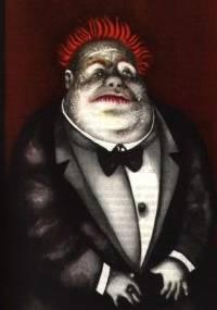 Wizerunek człowieka rudego - Hugh Walpole