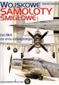 Wojskowe samoloty śmigłowe - David Donald