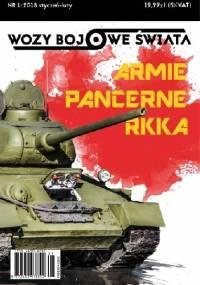 Wozy bojowe świata. Armie Pancerne RKKA - Norbert Bączyk