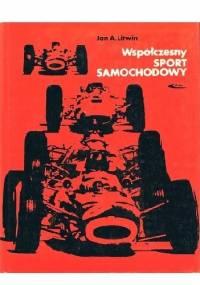 Współczesny sport samochodowy - Jan A. Litwin