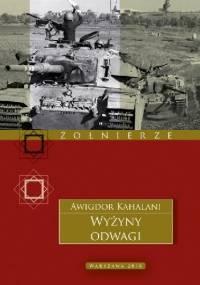 Wyżyny Odwagi - Awigdor Kahalani