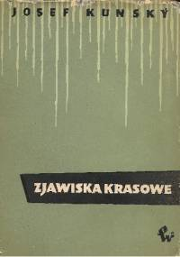 Zjawiska krasowe - Josef Kunský