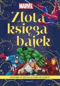 Złota księga bajek. Marvel. Historie ze świata superbohaterów - Billy Wrecks